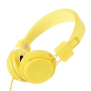 Subjekt TNT Low Profile Headphone With Mic, Yellow