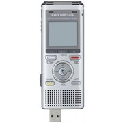 Olympus® VS821 2GB Digital Voice Recorder, Silver