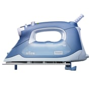 Oliso® 1600W Smart Iron With iTouch® Technology, Blue/White