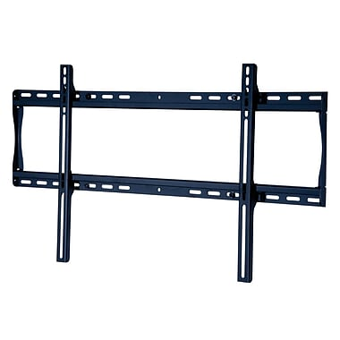 Peerless-AV® SmartMount SFX660 Universal Flat Wall Mount For 39in. to 80in. Flat Panel Display, Black
