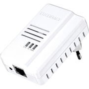 TRENDnet TPL-408E 600 Mbps Powerline Gigabit Ethernet HomePlug AV2 Network Adapter