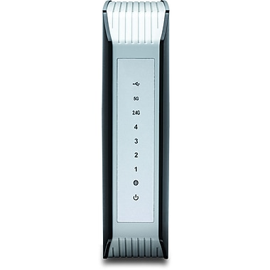 TRENDnet® TEW-818DRU Dual Band Wireless Router, 2.4 GHz