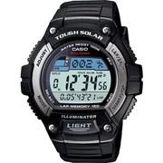 Casio® WS220 Solar Runner Digital Wrist Watch, Navy Blue