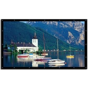 Elite Screens® DIY Pro 114 DynaWhite Outdoor Projector Screen, 16:9, Black Casing