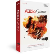 Sony® MSFS10000 Sound Forge™ Audio Studio v.10.0 Software