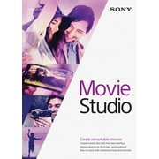 Sony® MSMS13000 Movie Studio v.13.0 Software
