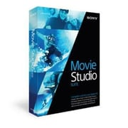 Sony® MSMST13000 Movie Studio v.13.0 Suite Software