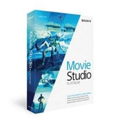 Sony® MSPMS13000 Movie Studio v.13.0 Platinum Software