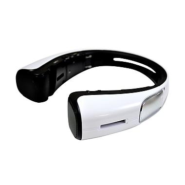 FAVI Boomerang Wireless Surround Sound Speaker System With Bluetooth, White