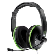 Turtle Beach® Ear Force XL1 Stereo Headset With In-Line Amplifier, Black