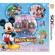 Nintendo® CTRPAMQE Disney Magical World Game, Simulation, Nintendo 3DS™