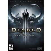 Activision® Diablo III Reaper of Souls Game, Role Playing, Mac/Windows