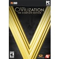 Take-Two™ 41315 Sid Meier's Civilization V: The Complete Edition Game