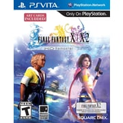 Square Enix® 91438 Final Fant x X2 HD Remastr Game, Role Playing, PS Vita
