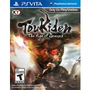 Tecmo Koei™ O246 Toukiden Age Of Demons Game, Action/Adventure, PS Vita