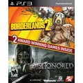 Take-Two™ Interactive Borderlands2 Dishonored Bundle Game, Compilation, PlayStation 3