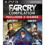 Ubi Soft® Far Cry Compilation Game, PlayStation 3