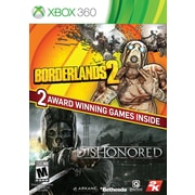 T2™ 49382 Borderlands 2 Dishon Bun Game, XBox One