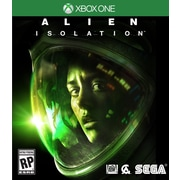 Sega® 64100 Alien Isolation Game, Action & Adventure, XBox One
