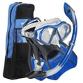 Aqua Lung® U.S. Divers® Electric Blue Admiral Island Trek Bags