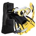 Aqua Lung® U.S. Divers® Yellow Admiral Island Trek Bags