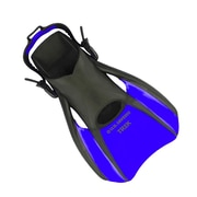 Aqua Lung® U.S. Divers® Trek Travel Fin, Electric Blue, Small