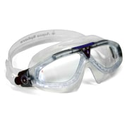 Aqua Lung® Aqua Sphere® Seal XP Mask With Clear Lens, Translucent/Blue