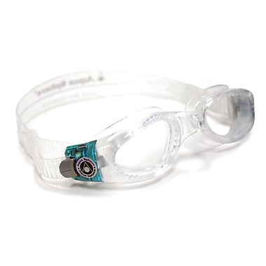 Aqua Lung® Aqua Sphere® Kayenne Ladies Goggle With Clear Lens, Translucent/Aqua