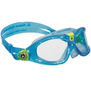 Aqua Lung® Aqua Sphere® Seal Kid Ladies Goggle With Clear Lens, Blue