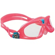 Aqua Lung® Aqua Sphere® Seal Kid Ladies Goggle With Clear Lens, Pink