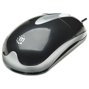 Manhattan MH3 177016 Classic Optical Desktop Mouse