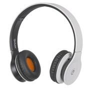 Manhattan Fusion On-Ear 178150 Wireless Heaphones, White
