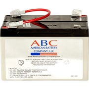 APC RBC3 UPS Replacement Battery, Black