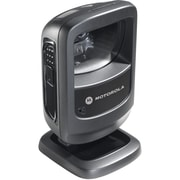 Motorola DS9208 Omnidirectional Hands-Free Desktop Barcode Scanner, 7.8 mil, Twilight Black