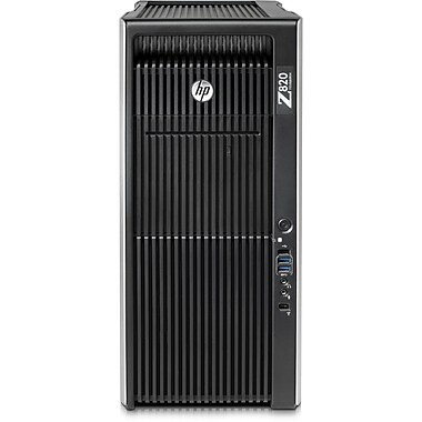 HP Workstation Z820 - Xeon E5-2637V2 3.5 GHz - 16 GB - 1 TB