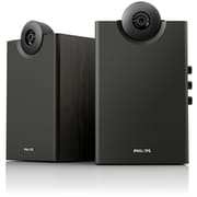 Philips® SPA4270BT/37 2.0 Bluetooth Multimedia Speaker, Black