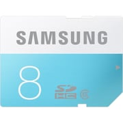 Samsung® 8GB SDHC (Secure Digital High Capacity) Class 6 Flash Memory Card
