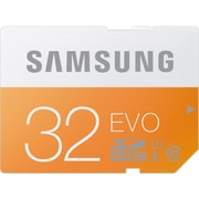 Samsung® EVO 32GB SDHC (Secure Digital High Capacity) Class 10/UHS-I Flash Memory Card