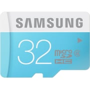 Samsung® Pro 32GB microSDHC (microSecure Digital High Capacity) Class 6 Flash Memory Card