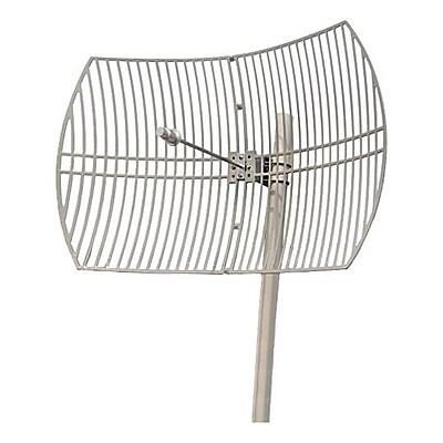 Premiertek ANT-5158 5GHz 30dBi Directional High-Gain N-Type Female Parabolic Antenna