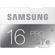 Samsung® Pro 16GB microSDHC (microSecure Digital High Capacity) Class 10 Flash Memory Card