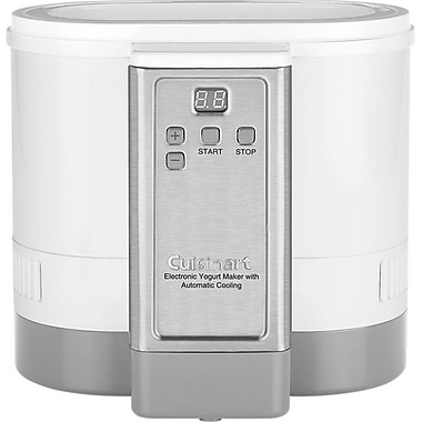 Conair® Electronic Yogurt Maker With Automatic Cooling, 1.59 qt.