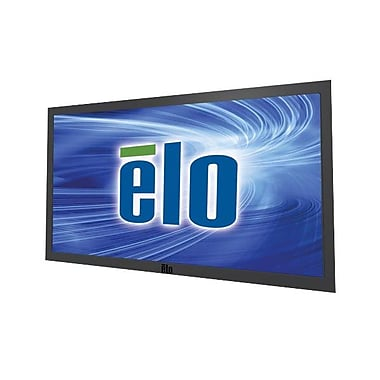 ELO - PRO AV LCD MONITOR E000732 32in. VGA HDMI INTELLITOUCH PLUS USB CLEAR GRAY