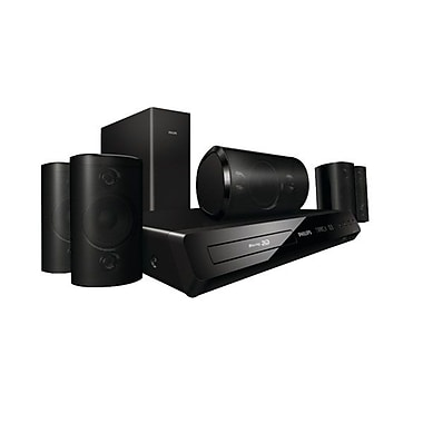 PHILIPS 3D Blu-Ray HTS3564/F7 Home Theatre System