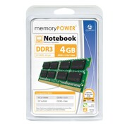 Centon R1333SO4096 4GB DDR3 204-Pin Laptop Memory Module