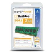 Centon R1333PC2048 2GB DDR3 240-Pin Desktop Memory Module
