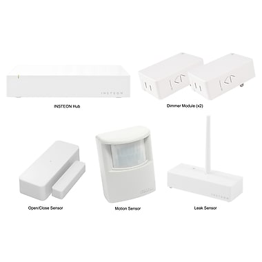 INSTEON® 2522-232 Assurance Home Automation Starter Kit