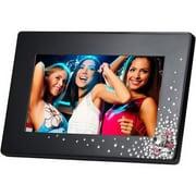 "Ahlo Inc GB-711P GIINII™ 7"" Bling Digital Picture Frames"