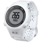 Garmin™ Approach® S2 Golf GPS Watch, White/Gray