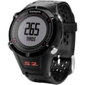 Garmin™ Approach® S2 Golf GPS Watch, Black/Red